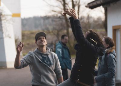 TREFFPUNKTE der Deutschen Stiftung für junge Erwachsene mit Krebs